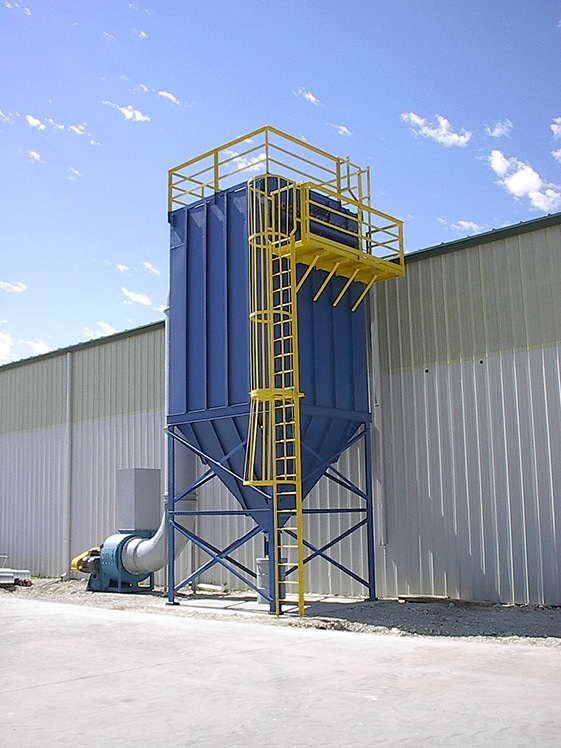 Baghouse Dust Collector 2
